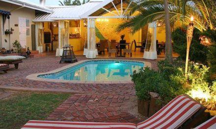 Windhoek en Namibie