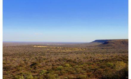 Waterberg en Namibie