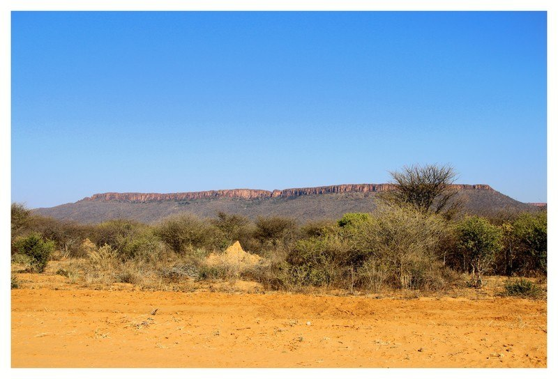 Route vers Waterberg